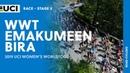 2019 UCI Women's WorldTour Emakumeen Bira Highlights Stage 2