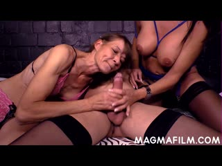 Magmafilm dacada to the rescue german pornmagma film creampie milf horny mature babe
