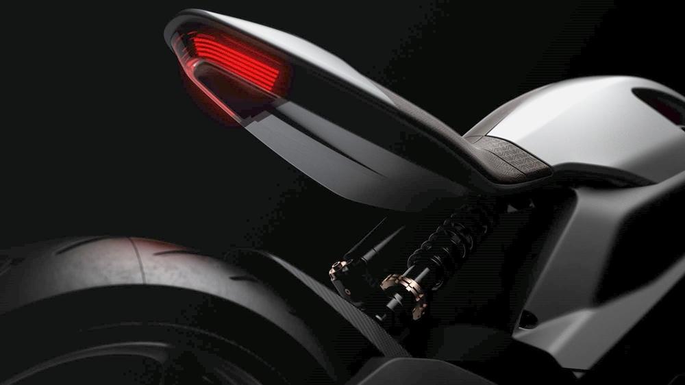 Компания ARC решительно продвигает проект элетроцикла Vector
