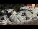 Искуственный камень в Ландшафте участка. Альпийская горка с хвойными своими руками.часть 1