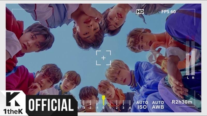 1THE9(원더나인) _ 1st MINI ALBUM XIX