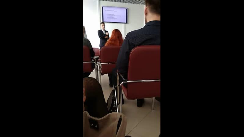 Денис Сапожников, представитель интернет-агентства Иллюминатор о стратегии продвижения и исследовании рынка!