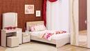 Модульная спальня «Соната» от фабрики «Витра»