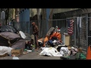 In LA poverty on Skid Row defies US' humane reputation