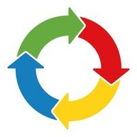 Логотип Система управления бизнес-процессами ELMA