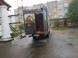 21 мая вечерняя служба в Богородице-Алексеевском мужском монастыре, г.Томск