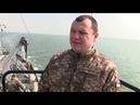 Российские корабли преследовали украинский буксир «Корец»