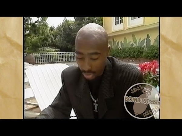 Unseen 2Pac Footage 3.7.1996 (AUDIO SYNC FIX)