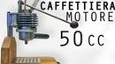 Caffettiera a Leva • Fai da Te riciclando un Motore