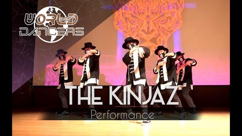 KINJAZ at UNIVERSITY OF WASHINGTON | FRONTROW - FULL PERFORMANCE