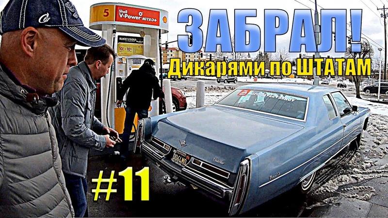 Забрал Cadillac! | ДИКАРЯМИ по ШТАТАМ 11 [4K]