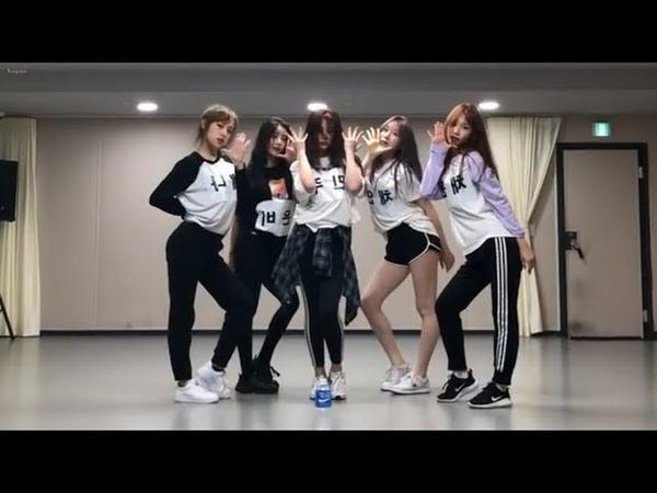 IZ*ONE (아이즈원) | Rumor (루머) Mirrored Dance Practice