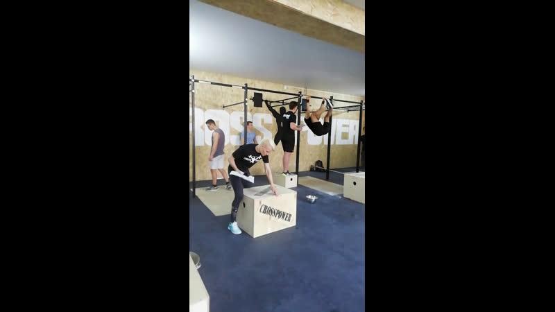 Live CrossPower - функциональный тренинг|Волжский