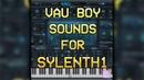 Vau Boy Soundbank for Sylenth1 [Future Bass, Happy Hardcore, Lo-Fi, Psy...]