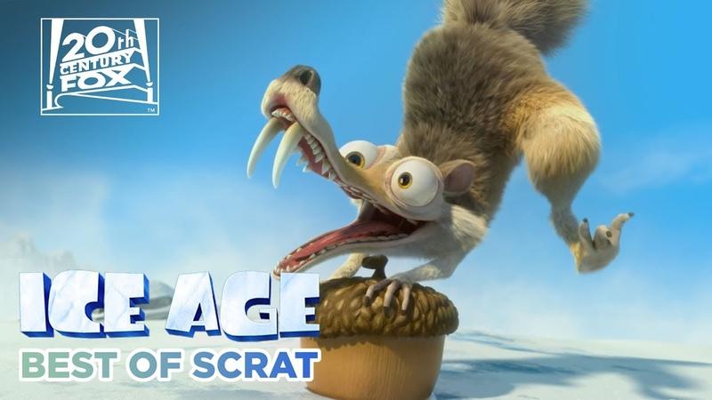 Ice Age Best Of Scrat Fox Family Entertainment