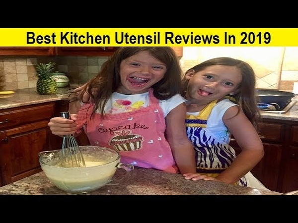 Top 3 Best Kitchen Utensil Reviews In 2019