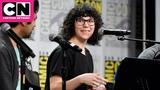 Adventure Time Rebecca Sugar Performs 'Time Adventure' Cartoon Network
