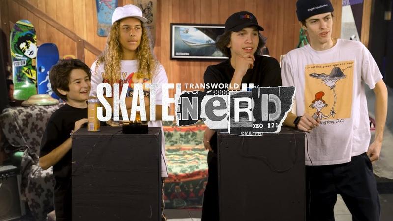 Skate Nerd mid90s
