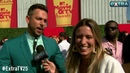 Who Zachary Levi Was Nervous to See at the MTV Movie TV Awards!