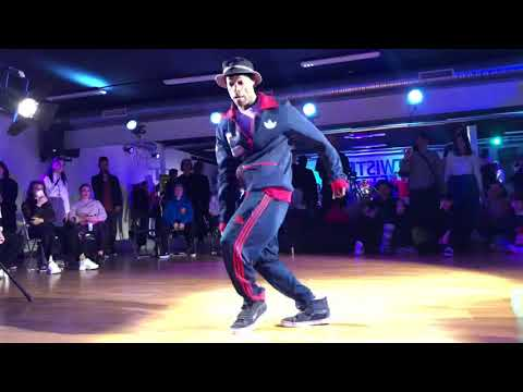 Loose Joint Twisted Feet Judge Solo eliteforcecrew hiphopdance