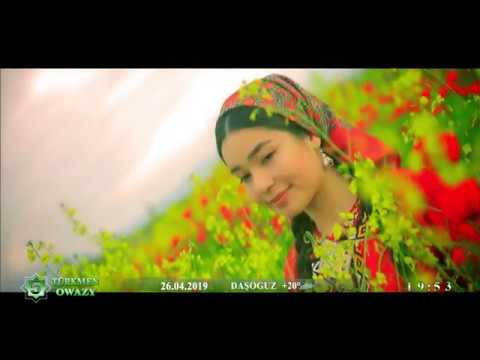 Shahzod Gulmuradow-Diwana (Official hd video) 2019