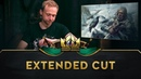 GWENT: The Witcher Card Game | Burza watching his wrist – extended cut