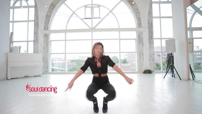 Heels dance ( Cierra Ramirez - Vanity)