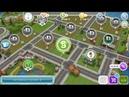 Sims FreePlay Романтика в Симтауне серия N° 1 соз