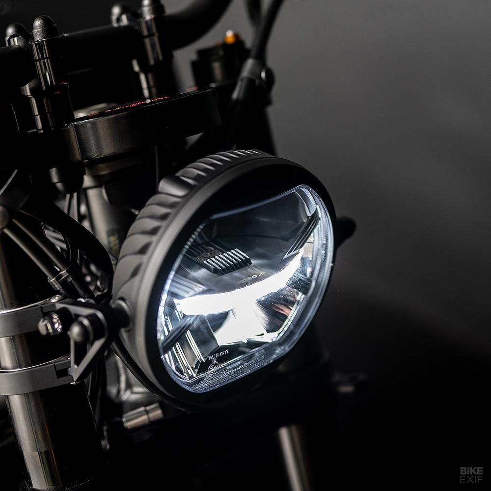 Ironwood Motorcycles: кастом Yamaha XSR700