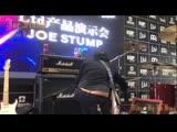Joe Stump - China Tour in Shanghai - 10. 10 .2018.