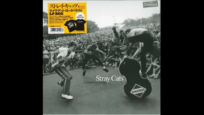 Stray Cats - Built for Speed (Live at Rockpalast 1983 Loreley Open Air)