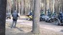 Открытие квадро сезона на Коркинском озере 2015 Старт