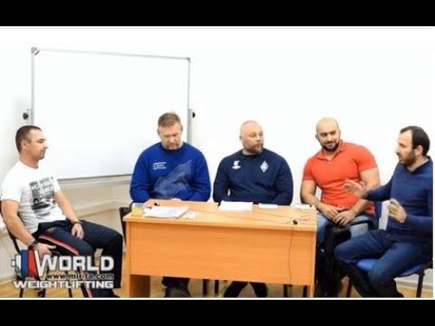 Тренировочные планы штангиста - научный взгляд от Лаборатории Селуянова часть 1 2018