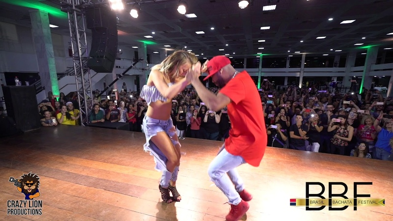 Frank Santos Gatica [ I Like It Like That ] @ BBF - Brazil Bachata Festival 2018