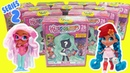 Hairdorables Series 2 Dolls Opening Willow Mermaid Toy Caboodle