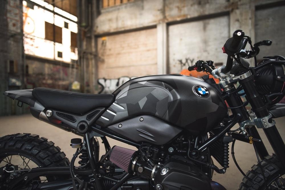 Thor - кастом BMW R nineT Urban G/S