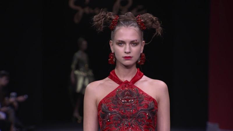 Guo Pei Spring Summer 2019 Haute Couture Paris Show