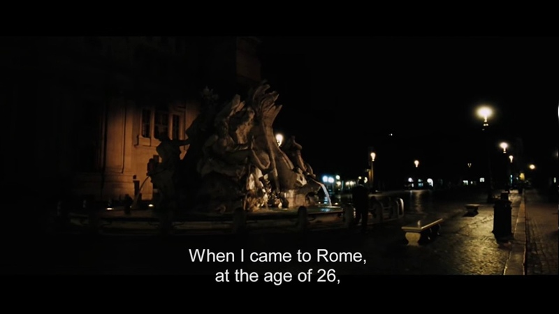Paolo Sorrentino - La grande bellezza - I can't waste any more time