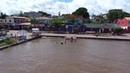 YOUTUBER STAR ERIVALDO ANDRADE - Almeirim-PA, ilhada pelo rio Amazonas, falta Água todo dia.