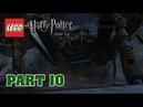 Harry dan Sahabatnya Melawan Laba - Laba Raksasa - LEGO Harry Potter: Years 1-4