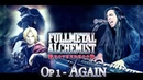 Full Metal Alchemist Brotherhood - Again (Jap) | Versión Acústica - Piano Voz (Paulo Cuevas)