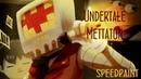 Undertale - Mettaton/Меттатон (SAI speedpaint)
