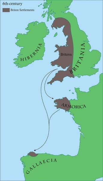 Бритты Кельтские племена, составлявшие основное население Британии с VIII века до н. э. по V век н. э. До римского завоевания жили общинно-родовым строем. Его пережитки бритты сохранили и во