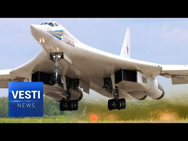 Putin Inspects Russia's Strategic Bomber Force Kazan Factory Working on New Gen Planes