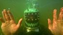 ✅Шлем Батискаф из аквариума и плёнки😃 АкваМэн из фреонового баллона своими руками