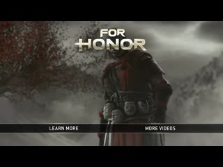 For Honor Year 3 Season 2 – New Map Canopy ¦ Trailer ¦ Ubisoft [NA]