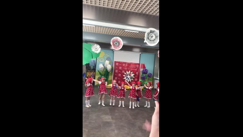 ГБДОУ 109 Танец Матрешки