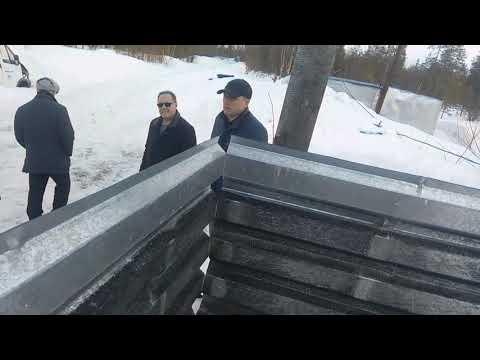 Спец. видео №5 Приезд депутатов Совета МО ГО Усинск в приют для животных 05.04.2019.
