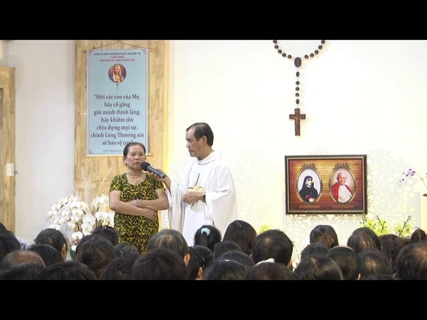 1 Cô Ở Hương Khê Bị Đau Ruột Thừa Và Chồng Bị Thoát Vị Đĩa Đệm Được Chúa Thương Xót Chữa Lành