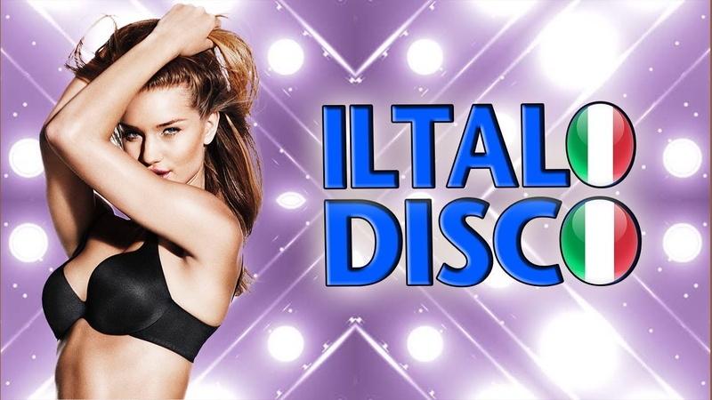 Best of italo disco megamix - Classic Disco Dance Mix - Euro Disco 80s 90s